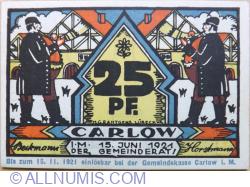 Image #1 of 25 Pfennig 1921 - Carlow