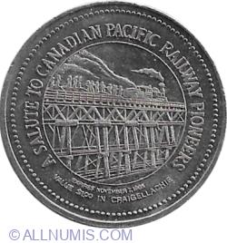 Image #1 of 1 Dollar 1985 - Craigellachie