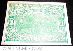 Imaginea #1 a 10 Heller 1920 - Grein