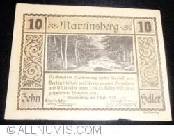 Image #1 of 10 Heller 1920 - Martinsberg