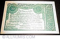 Image #1 of 10 Heller 1920 - Meggenhofen