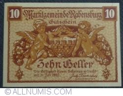 10 Heller ND - Rabensburg