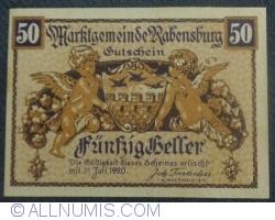 50 Heller ND - Rabensburg