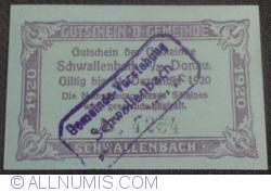 Image #2 of 10 Heller 1920 - Schwallenbach
