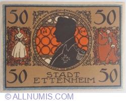 Image #2 of 50 Pfennig 1922 - Ettenheim