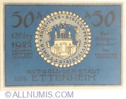 Image #1 of 50 Pfennig 1922 - Ettenheim