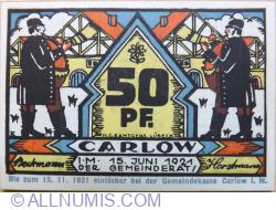 Image #1 of 50 Pfennig 1921 - Carlow