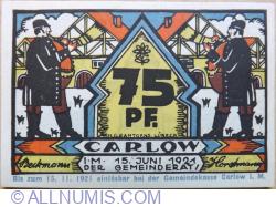 Image #1 of 75 Pfennig 1921 - Carlow