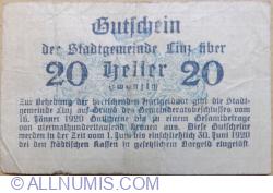 Image #2 of 10 Heller 1920 - Linz