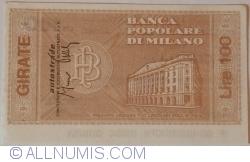 Image #2 of 100 Lire 1977 (21. III.) - Milano