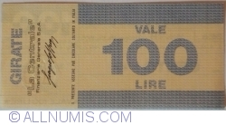 100 Lire 1976 (16. XII.) - Milano