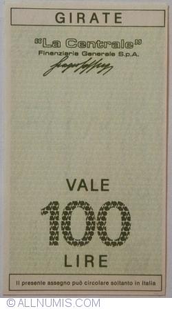 100 Lire 1977 (7. X.) - Varese