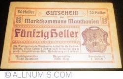 Imaginea #1 a 50 Heller ND - Mauthausen