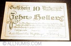 Imaginea #1 a 10 Heller ND - Mauthausen