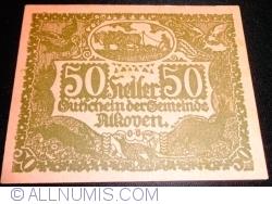 Imaginea #1 a 50 Heller 1920 - Alkoven