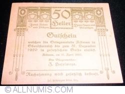 Imaginea #2 a 50 Heller 1920 - Alkoven