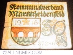 Imaginea #1 a 50 Heller 1918 - Marktheidenfeld