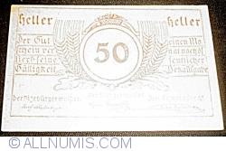 Imaginea #2 a 50 Heller ND - Munderfing