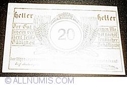 Imaginea #2 a 20 Heller ND - Munderfing