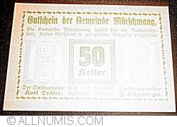 Image #1 of 50 Heller 1920 - Mörschwang