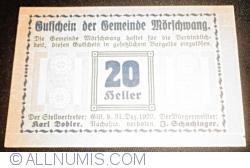 Image #1 of 20 Heller 1920 - Mörschwang