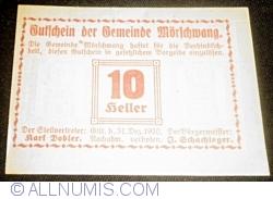 Image #1 of 10 Heller 1920 - Mörschwang
