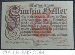 Image #2 of 50 Heller ND - Wörgl