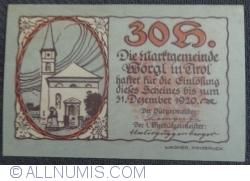 30 Heller ND - Wörgl