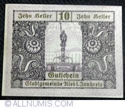 Image #1 of 10 Heller 1920 - Ried im Innkreis
