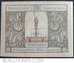 Image #1 of 20 Heller 1920 - Ried im Innkreis