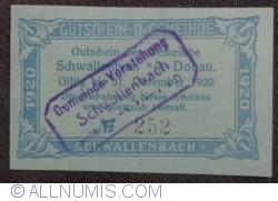 Image #2 of 80 Heller 1920 - Schwallenbach