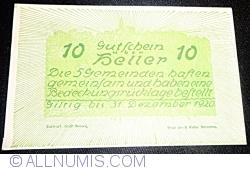 Image #2 of 10 Heller ND - Neustadtl an der Donau, Nabegg, Judenhof, Winapassing, Kl. Wolflsein