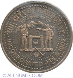 Image #1 of 1 dollar 1984 - Dawson