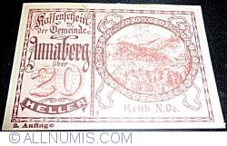Image #1 of 20 Heller ND - Annaberg (Second Issue - 2. Auflage)
