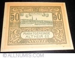 Image #1 of 50 Heller 1920 - Altheim