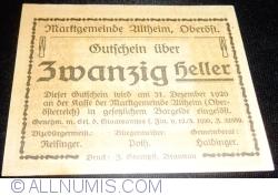 Image #2 of 20 Heller 1920 - Altheim