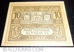 Image #1 of 10 Heller 1920 - Altheim