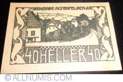 Image #1 of 40 Heller 1920 - Altenfelden