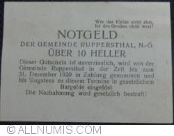 Imaginea #2 a 10 Heller ND - Ruppersthal