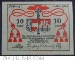 Image #2 of 10 Heller 1920 - Land Salzburg