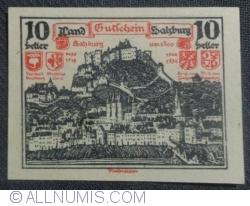 Image #1 of 10 Heller 1920 - Land Salzburg