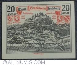 Image #1 of 20 Heller 1920 - Land Salzburg