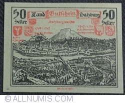 Image #1 of 50 Heller 1920 - Land Salzburg