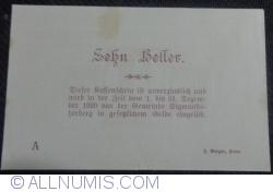Imaginea #2 a 10 Heller 1920 - Sigmundsherberg