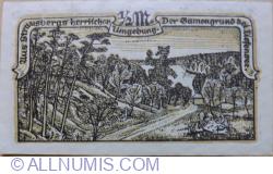 Image #2 of 1/2 Mark 1921 - Strausberg