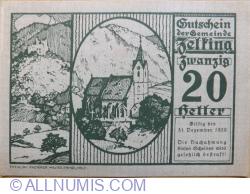 20 Heller ND - Zelking