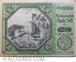 Image #1 of 20 Heller 1920 - Spitz an der Donau