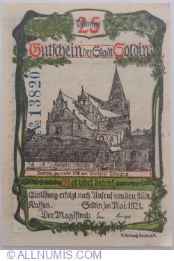Image #1 of 25 Pfennig 1921 - Soldin