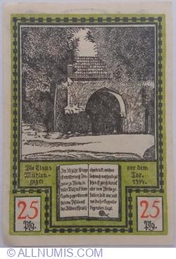 Image #2 of 25 Pfennig 1921 - Soldin