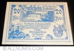 Imaginea #1 a 20 Heller 1920 - Natternbach
